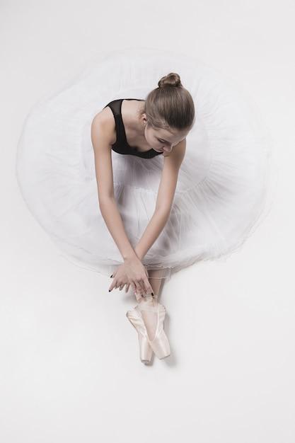 Sex Mit Der Ballerina Bei Der Probe