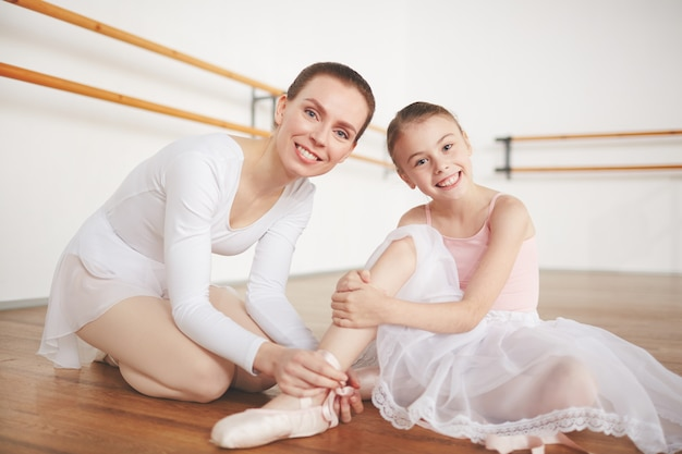 Ballett-frauen Kostenlose Fotos