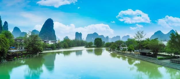Bambus morgen asiatische landschaft landschaften grün Kostenlose Fotos