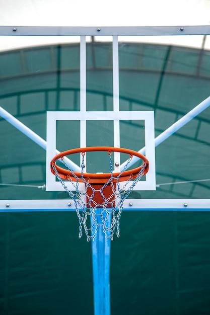 Basketball platz Premium Fotos