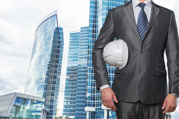 Bauingenieur Premium Fotos