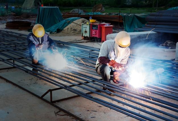Baustellenschweißgeräte Premium Fotos
