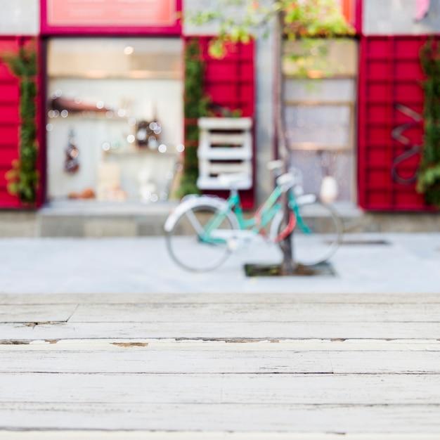 Bekleidungsgeschäft mit verschwommenem efecto Kostenlose Fotos