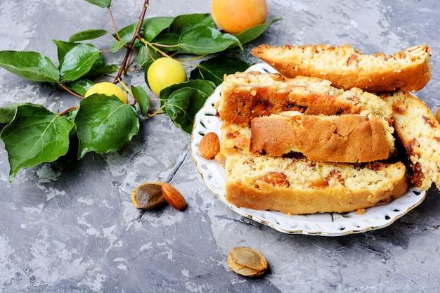 Beliebte italienische biscotti Premium Fotos