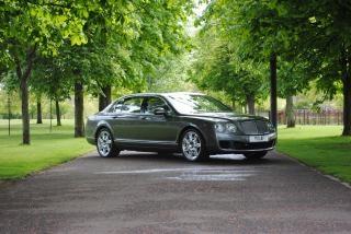 Bentley flying spur Kostenlose Fotos