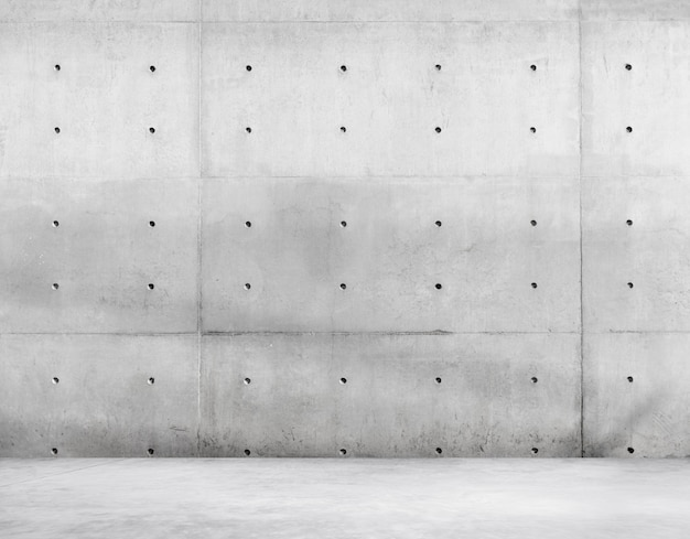 Betonmauer und zement-boden für textfreiraum Kostenlose Fotos