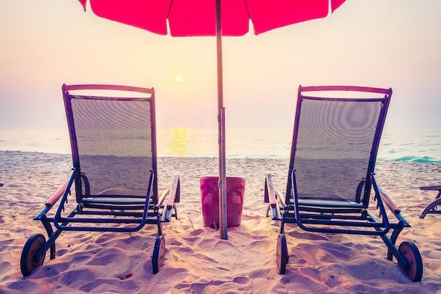 Bett strand Kostenlose Fotos