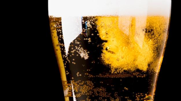 Bierglas hautnah Kostenlose Fotos