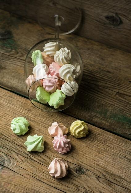 Bizet süßigkeiten Premium Fotos