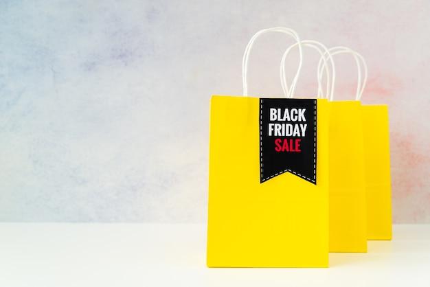 Black friday sale einkaufstüten Kostenlose Fotos