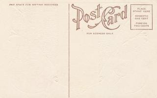 Blank vintage postkarte circa s Kostenlose Fotos