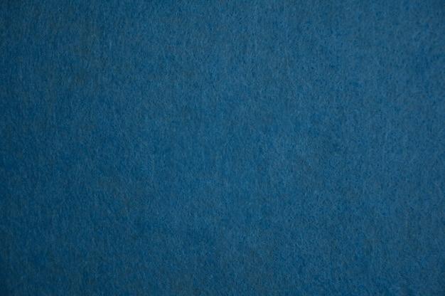 Blaue filzbeschaffenheit Premium Fotos