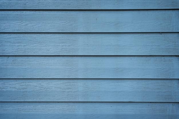 Blaue holzbeschaffenheit der holzwand für hintergrund und beschaffenheit. Kostenlose Fotos