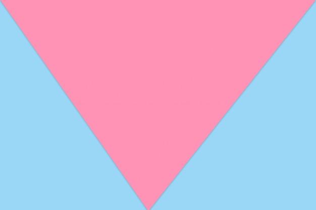 Blaue und rosa pastellpapierfarbe für beschaffenheitshintergrund Premium Fotos