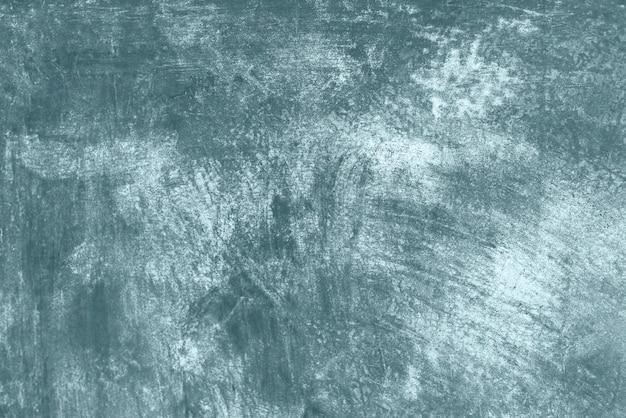 Blauer gemalter wandbeschaffenheitshintergrund Kostenlose Fotos