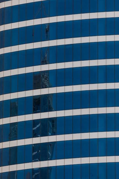 Blick auf einen höchsten turm der welt burj khalifa, dubai vereinigte arabische emirate Kostenlose Fotos