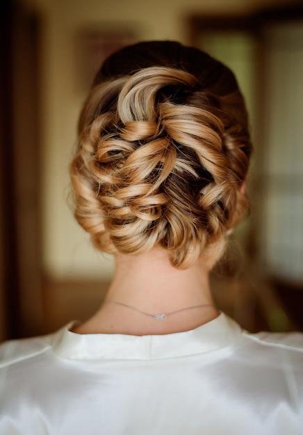 Haare hinten blonde von Haare Hinten