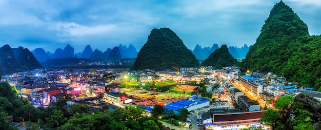 Blue peak natürlichen hügel natur asiatischen Kostenlose Fotos