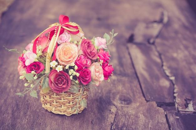Blumenkorb Kostenlose Fotos