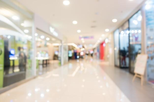 Blur einkaufszentrum Kostenlose Fotos