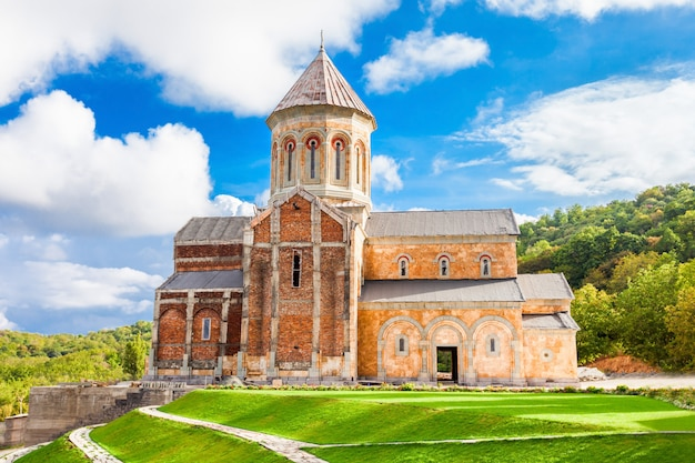 Bodbe-kloster, sighnaghi Premium Fotos