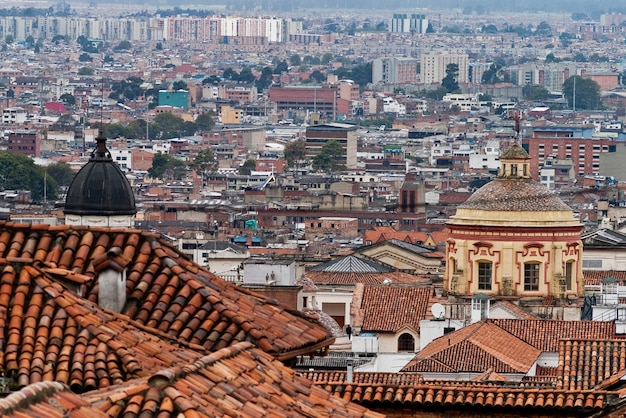 Bogota kolumbien Premium Fotos
