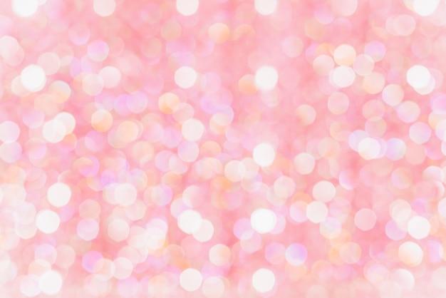 Bokeh verschwommen schöne glänzende lichter Premium Fotos