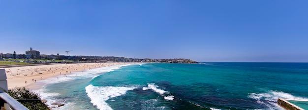 Bondi strand in australien Premium Fotos
