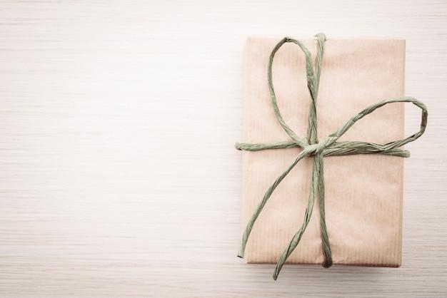 Braune geschenkbox Kostenlose Fotos