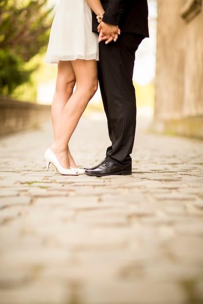 Brautpaar Premium Fotos