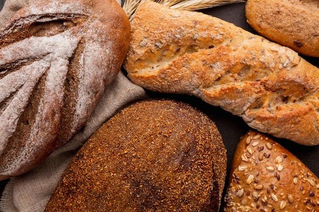 Brotkrustennahaufnahme Kostenlose Fotos