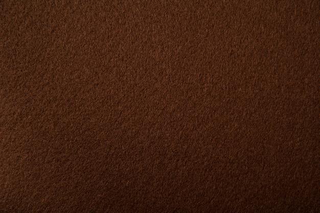 Brown-filzbeschaffenheit für hintergrund Premium Fotos
