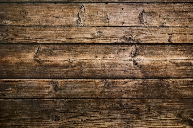 Brown-hölzerner plankenbeschaffenheitshintergrund. parkettboden Premium Fotos