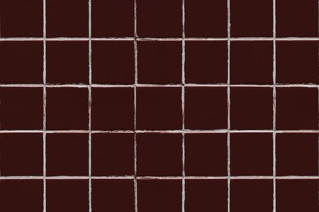 Brown-quadrat mit ziegeln gedeckter beschaffenheitshintergrund Kostenlose Fotos