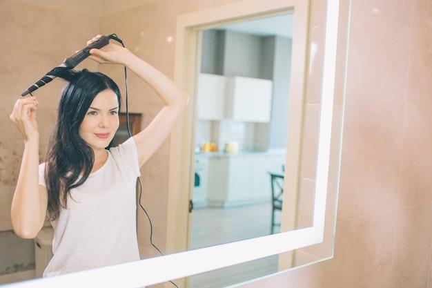Lutschen Am Spiegel