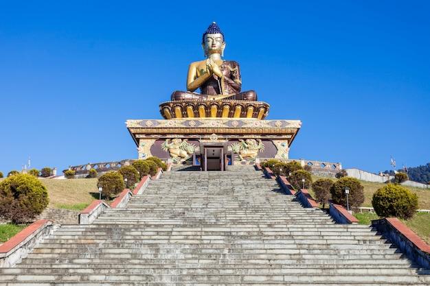 Buddha park, ravangla Premium Fotos