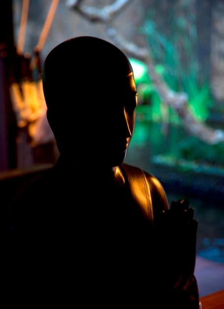 Buddha-statue in bali Premium Fotos