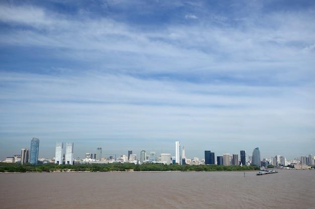 Buenos aires skyline Premium Fotos