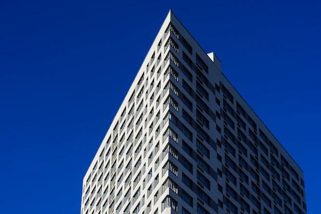 Bürogebäude windows hintergrund Premium Fotos