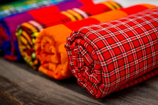 Afrikanische Decken