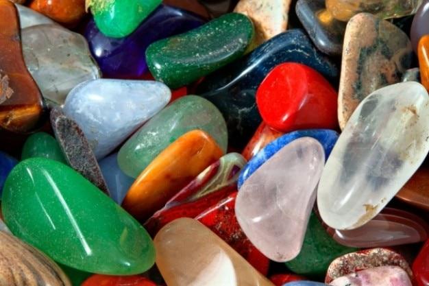 Bunte steine textur hdr Kostenlose Fotos