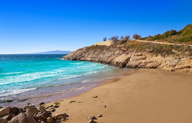 Cala llenguadets salou platja strand tarragona Premium Fotos