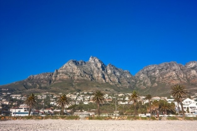Cape town hdr Kostenlose Fotos