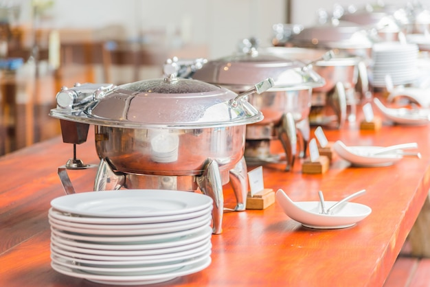 Catering buffet essen Kostenlose Fotos