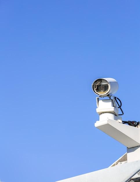 Cctv überwachungskamera Premium Fotos
