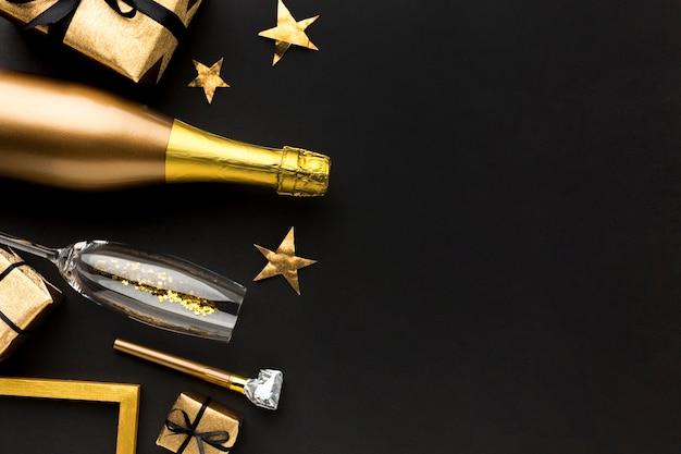 Champagnerflasche für party Kostenlose Fotos
