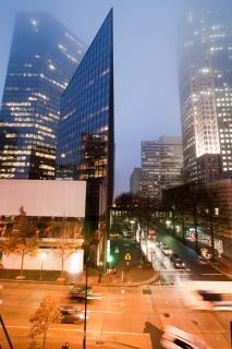 Charlotte bankenviertel Kostenlose Fotos