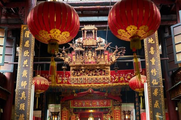 Chinesische rote laternen Kostenlose Fotos