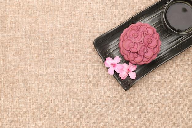 Chinesischer mondkuchen Premium Fotos