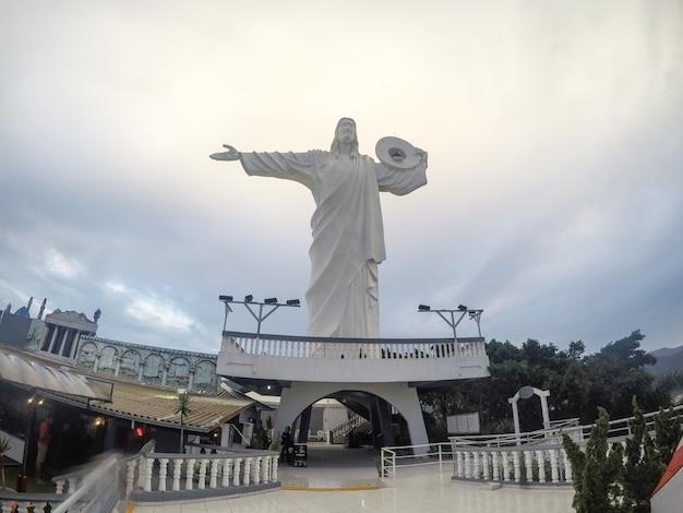 Christus luz balneario camboriu santa catarina Premium Fotos